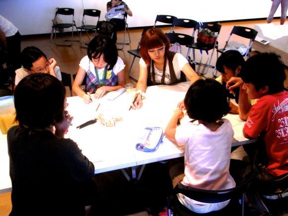 「サバイバルジュニアワークショップ」実施のための、子どもたちによる東北被災地取材ツアー